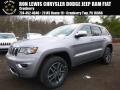 2017 Billet Silver Metallic Jeep Grand Cherokee Limited 4x4 #117131486