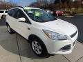 2014 White Platinum Ford Escape SE 1.6L EcoBoost 4WD  photo #8