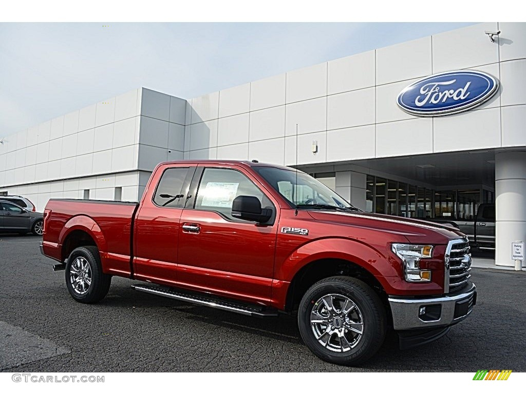 2017 ruby red ford f150 xlt supercab 117178109 car color galleries. Black Bedroom Furniture Sets. Home Design Ideas