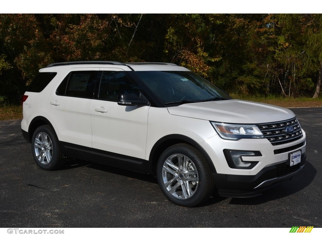 86 2017 Ford Explorer Platinum Interior Colors 2016