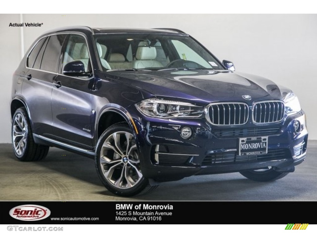 2017 Imperial Blue Metallic Bmw X5 Sdrive35i 117178155 Gtcarlot Com Car Color Galleries