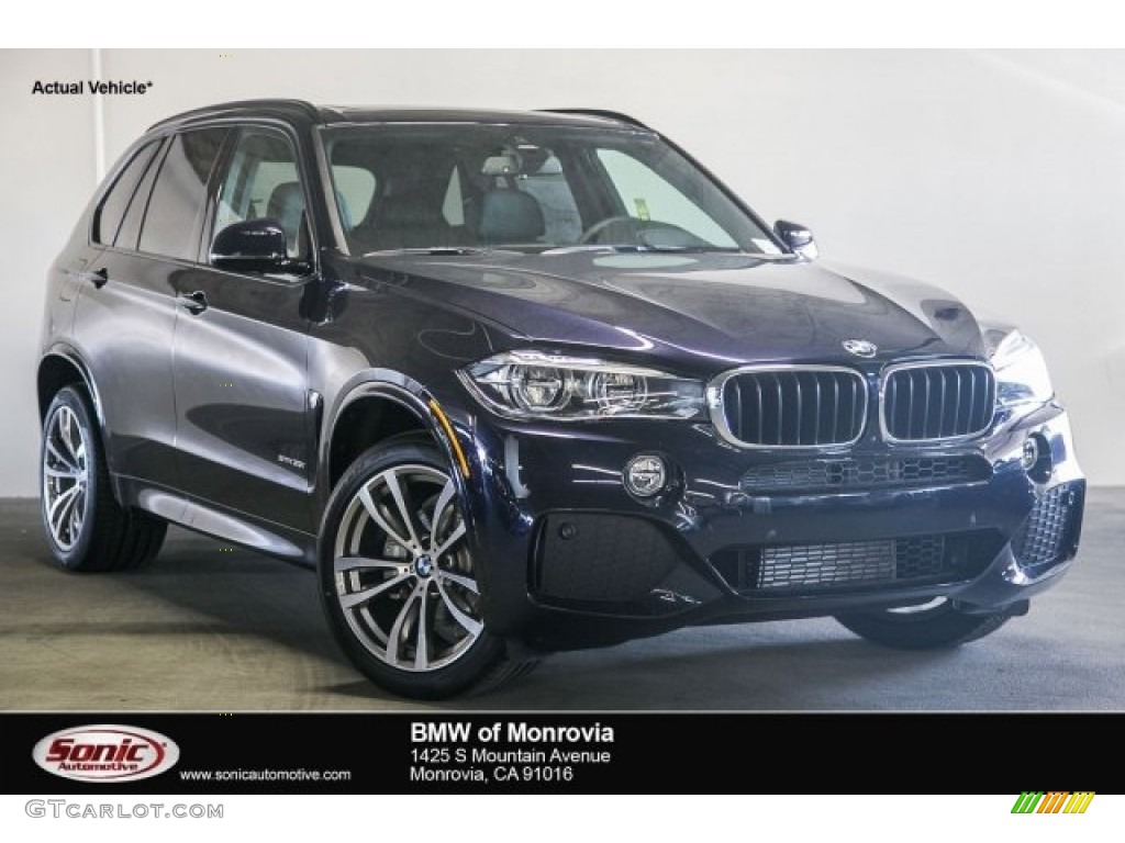 2017 Carbon Black Metallic Bmw X5 Sdrive35i 117178153