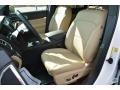 Medium Light Camel Front Seat Photo for 2017 Ford Explorer #117188557