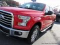 2016 Race Red Ford F150 XLT SuperCrew 4x4  photo #35