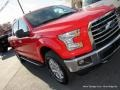 2016 Race Red Ford F150 XLT SuperCrew 4x4  photo #36