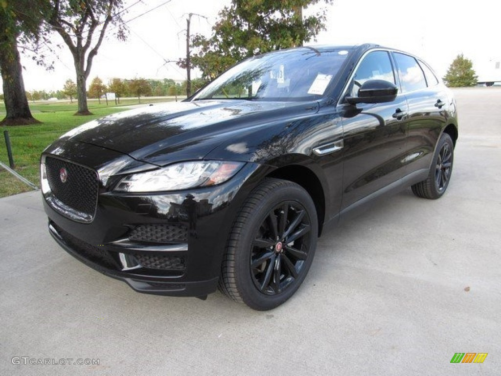 2017 ultimate black jaguar f pace 20d awd prestige 117178230 photo 10 car. Black Bedroom Furniture Sets. Home Design Ideas