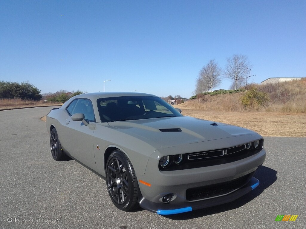 Dodge Challenger Hellcat For Sale >> 2018 Dodge Charger Scat Pack Destroyer Grey | Go4CarZ.com