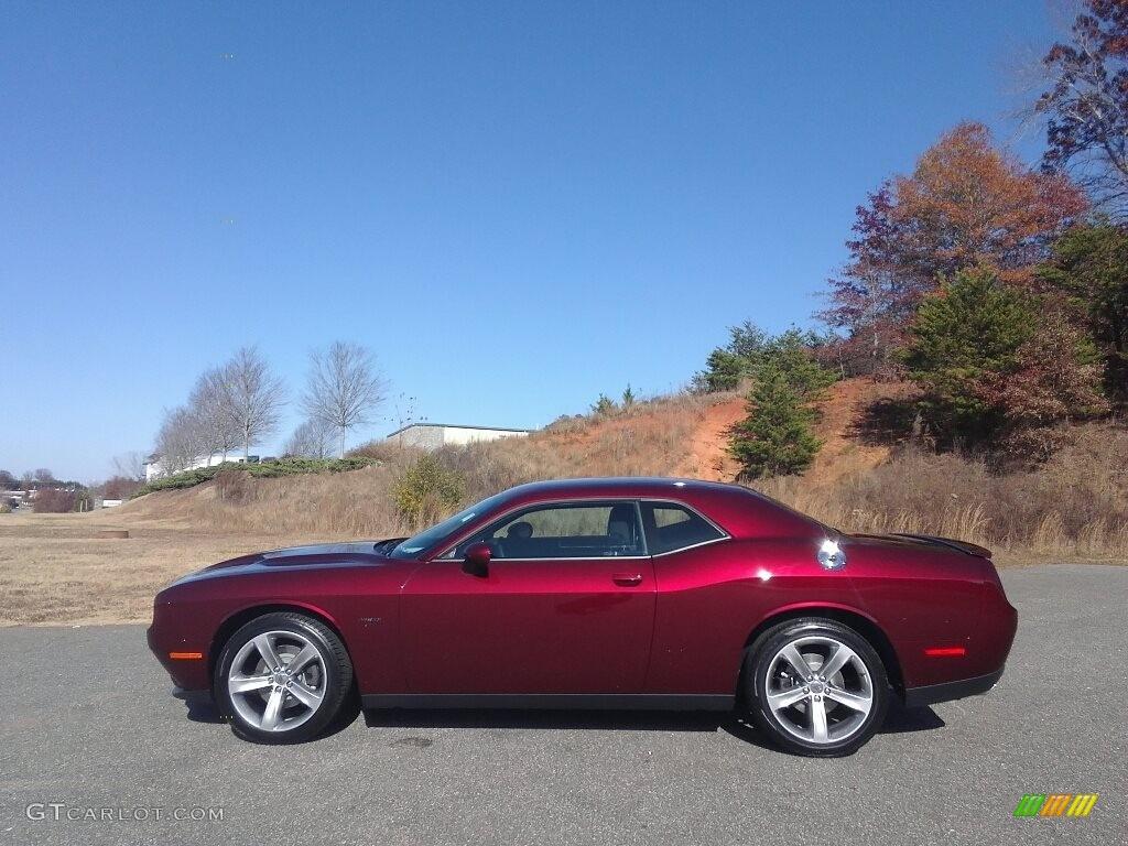 2017 Octane Red Dodge Challenger R/T #117215807 | GTCarLot ...