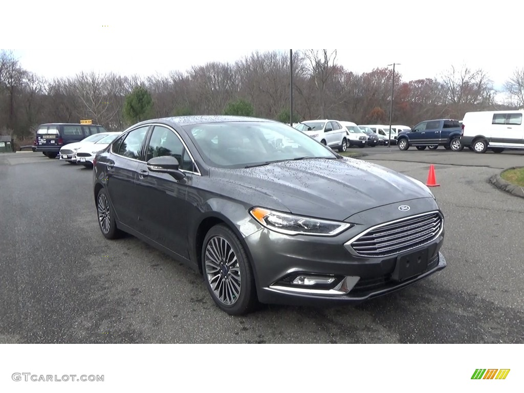 Magnetic Ford Fusion