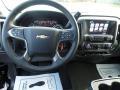 Jet Black Controls Photo for 2017 Chevrolet Silverado 1500 #117231820