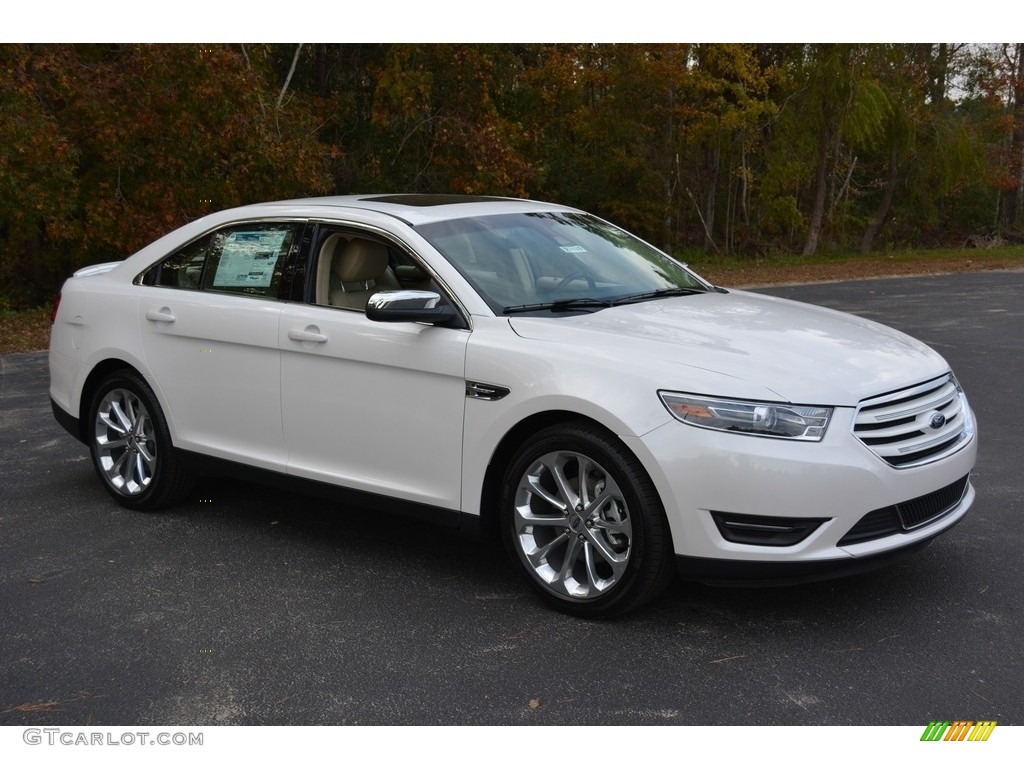 2016 white platinum ford taurus limited 117228225 car color galleries. Black Bedroom Furniture Sets. Home Design Ideas