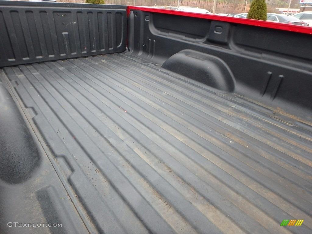 2013 Silverado 1500 Work Truck Regular Cab - Victory Red / Dark Titanium photo #17