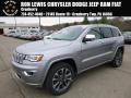 2017 Billet Silver Metallic Jeep Grand Cherokee Overland 4x4 #117228094