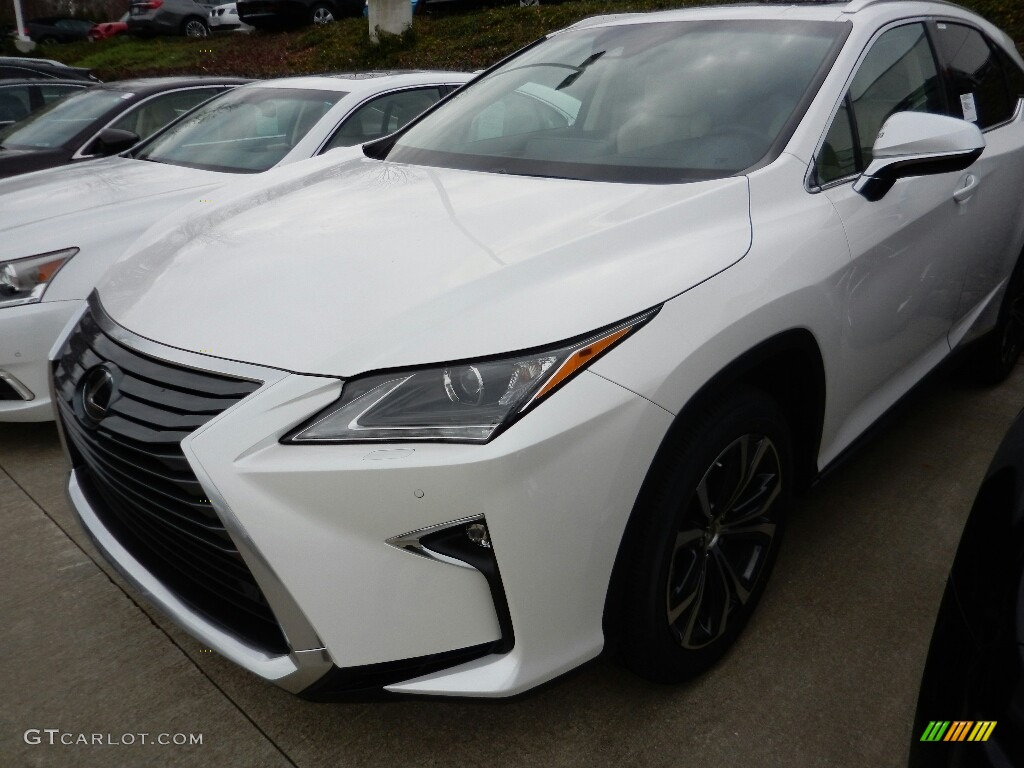 2017 eminent white pearl lexus rx 350 awd 117228246 car color galleries. Black Bedroom Furniture Sets. Home Design Ideas