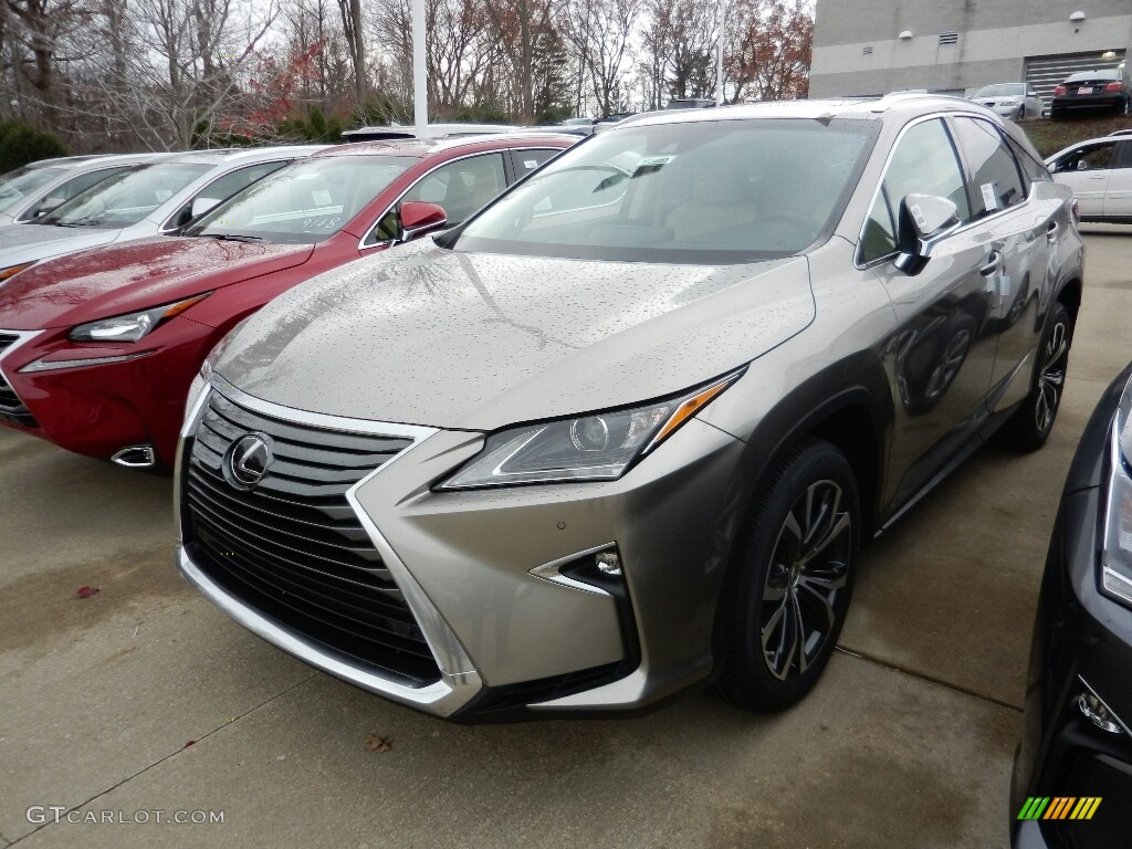 2017 atomic silver lexus rx 350 awd 117228243 car color galleries. Black Bedroom Furniture Sets. Home Design Ideas