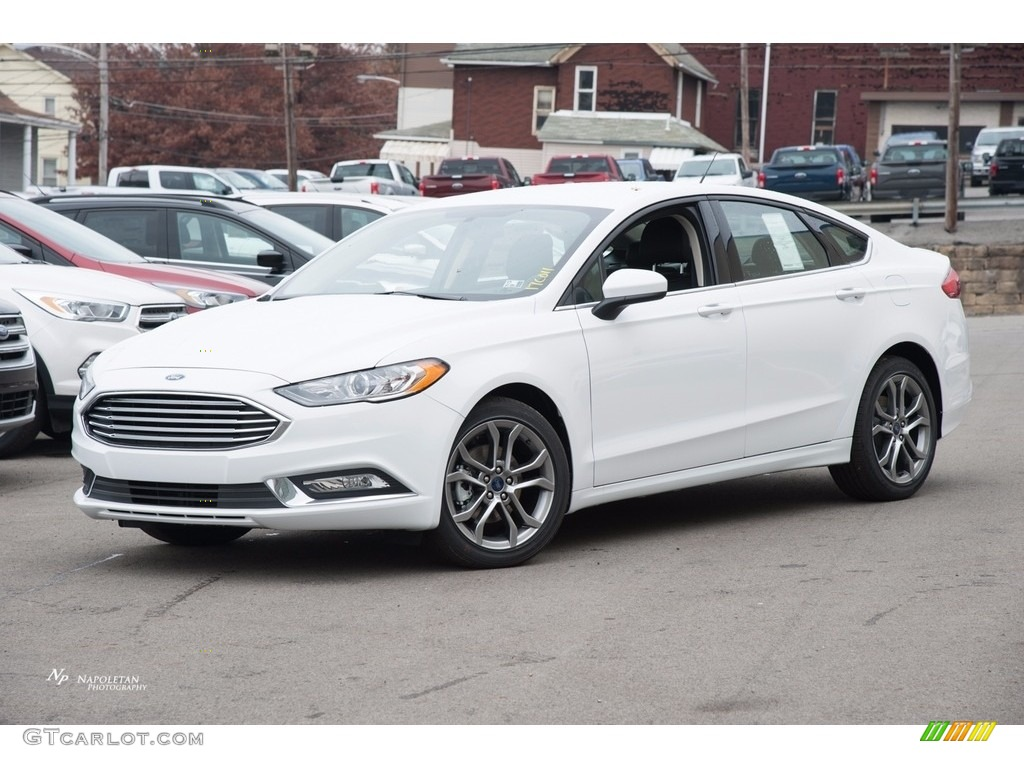 2017 oxford white ford fusion se 117228171 car color galleries. Black Bedroom Furniture Sets. Home Design Ideas