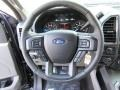 Earth Gray Steering Wheel Photo for 2017 Ford F150 #117249445