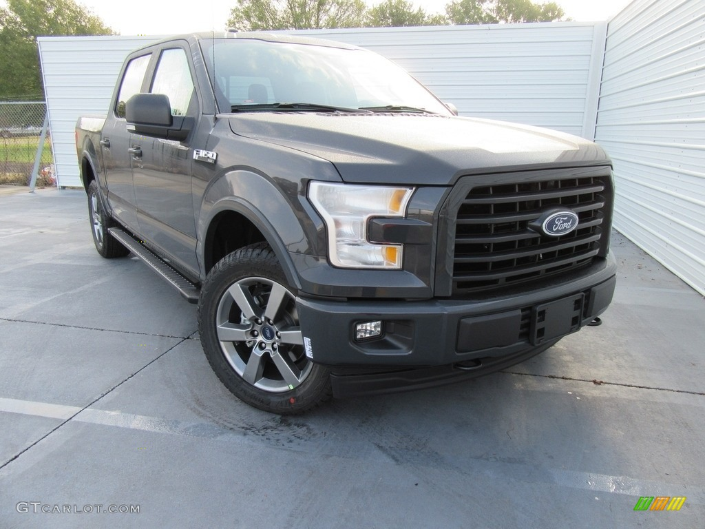 2017 F150 Colors >> 2017 Lithium Gray Ford F150 Xlt Supercrew 4x4 117247658