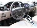 2017 Honda Pilot Beige Interior Interior Photo