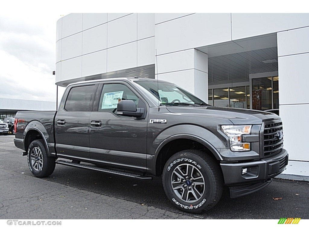 2017 magnetic ford f150 xlt supercrew 4x4 117265482 photo 3 car color galleries. Black Bedroom Furniture Sets. Home Design Ideas