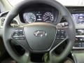 Gray Steering Wheel Photo for 2017 Hyundai Sonata #117273610