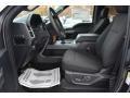 Black Front Seat Photo for 2017 Ford F150 #117273763