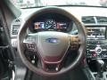 2016 Guard Metallic Ford Explorer Limited 4WD  photo #16