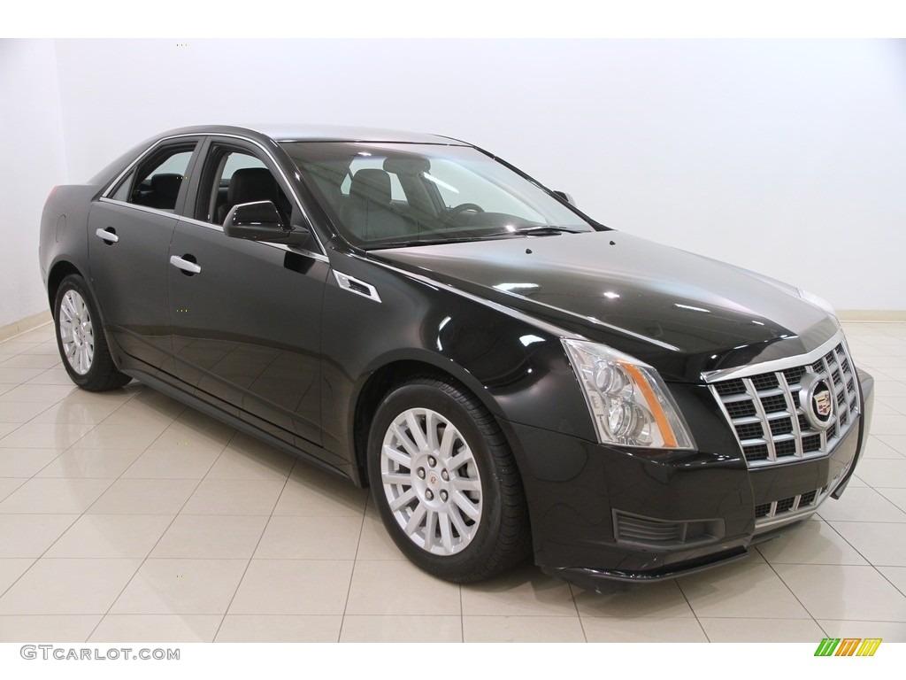 2012 Black Raven Cadillac Cts 4 3 0 Awd Sedan 117265705