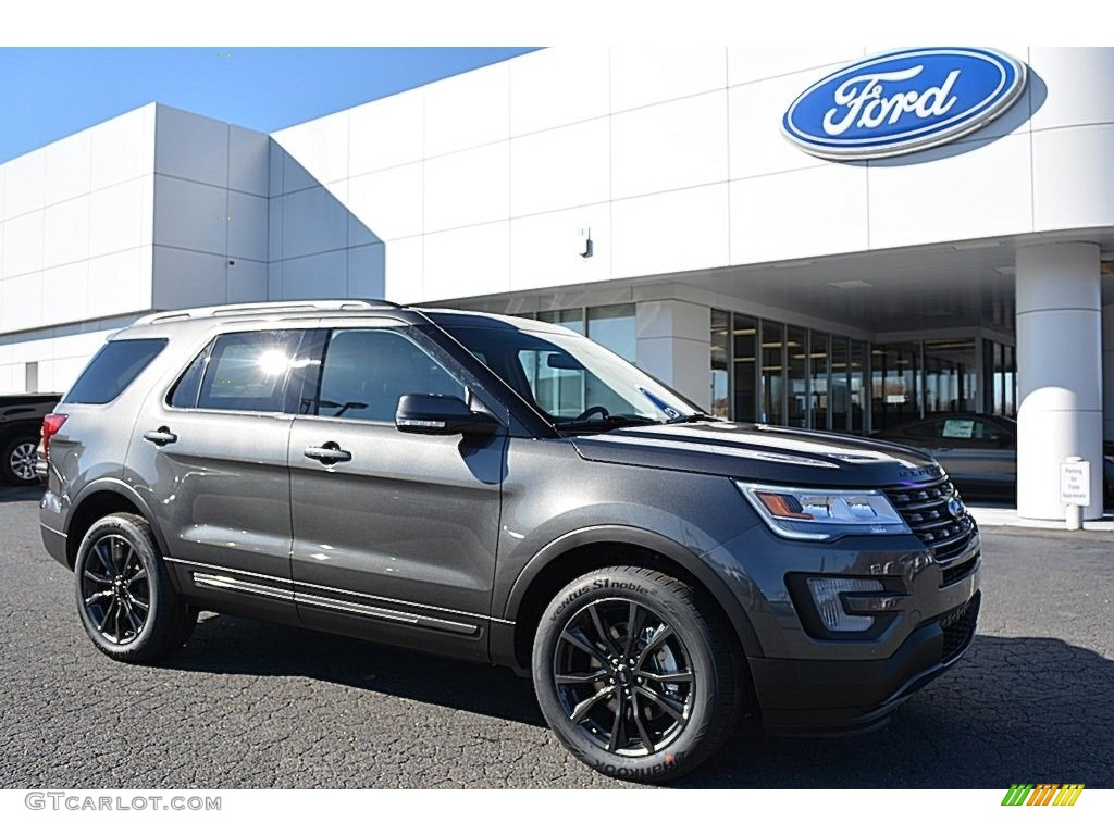 Magnetic Ford Explorer Xlt 4wd