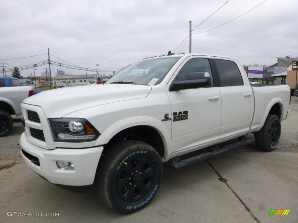 2017 bright white ram 2500 laramie crew cab 4x4 117319303 car color galleries. Black Bedroom Furniture Sets. Home Design Ideas