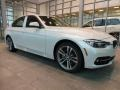 Mineral White Metallic 2016 BMW 3 Series 340i xDrive Sedan