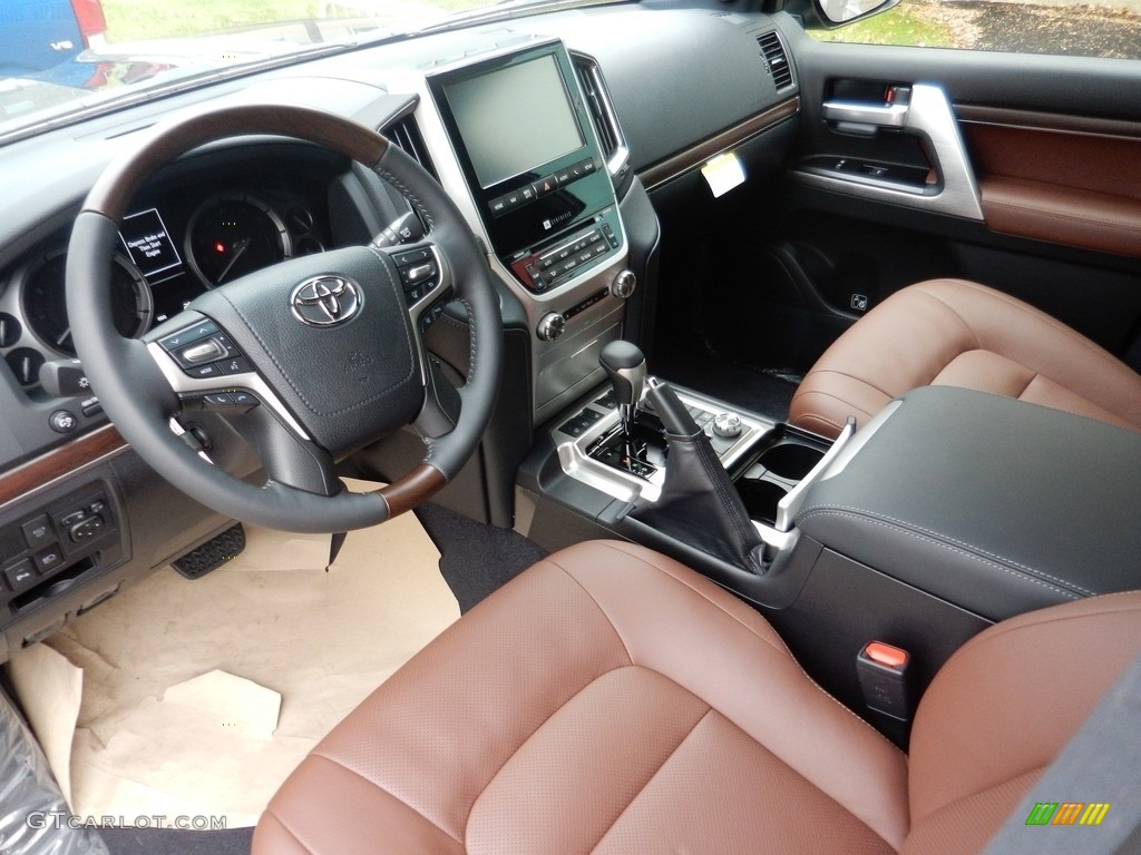 Terra Interior 2017 Toyota Land Cruiser 4wd Photo 117340462