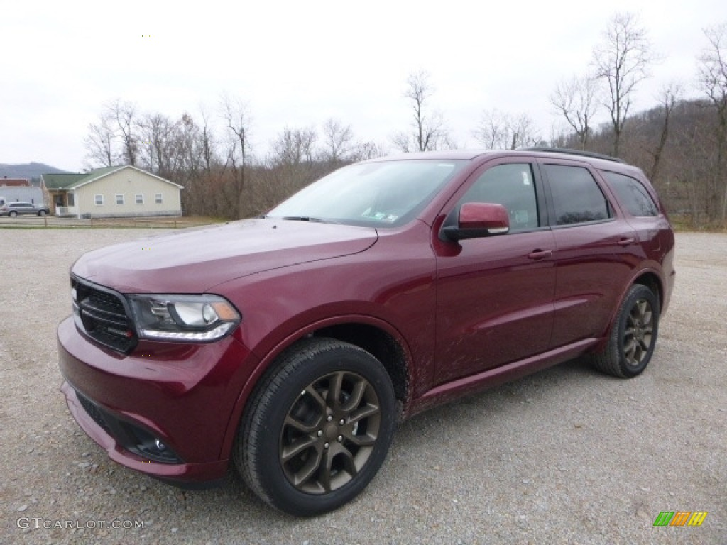 2017 octane red pearl dodge durango gt awd 117319293 car color galleries. Black Bedroom Furniture Sets. Home Design Ideas