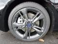 2017 Shadow Black Ford Fusion Sport AWD  photo #6