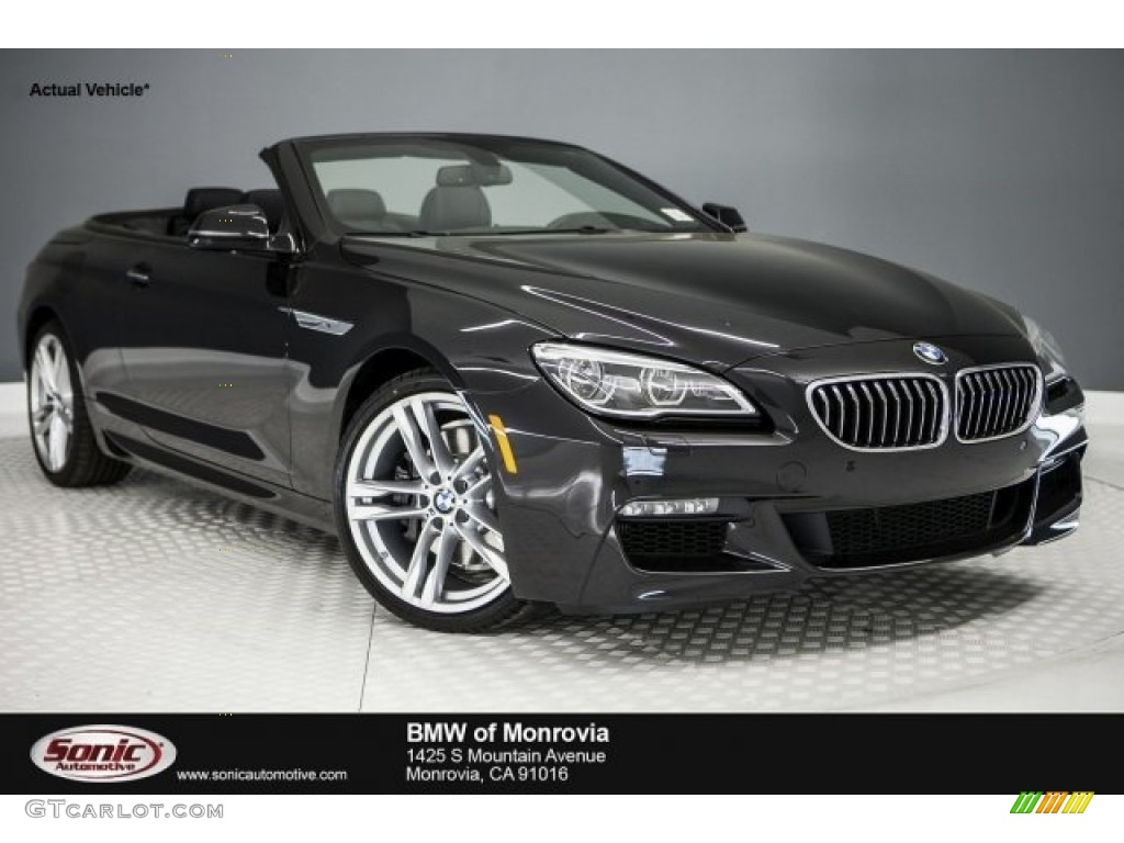 Black Sapphire Metallic BMW 6 Series
