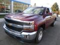 Siren Red Tintcoat - Silverado 1500 LT Double Cab 4x4 Photo No. 11
