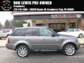 2008 Stornoway Grey Metallic Land Rover Range Rover Sport Supercharged #117365816