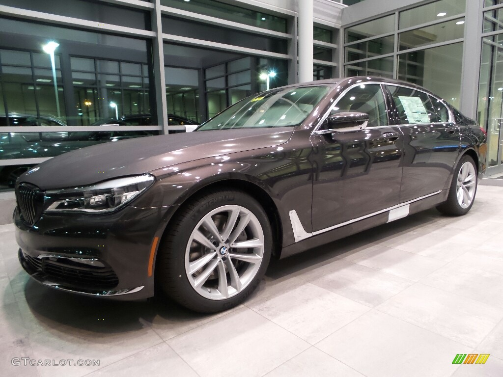 2017 Jatoba Brown Metallic Bmw 7 Series 750i Xdrive Sedan 117365990 Photo 3 Gtcarlot Com