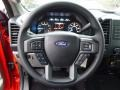 Earth Gray Steering Wheel Photo for 2017 Ford F150 #117394607