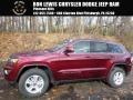 Velvet Red Pearl 2017 Jeep Grand Cherokee Laredo 4x4