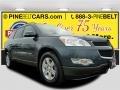 2010 Cyber Gray Metallic Chevrolet Traverse LT #117391363
