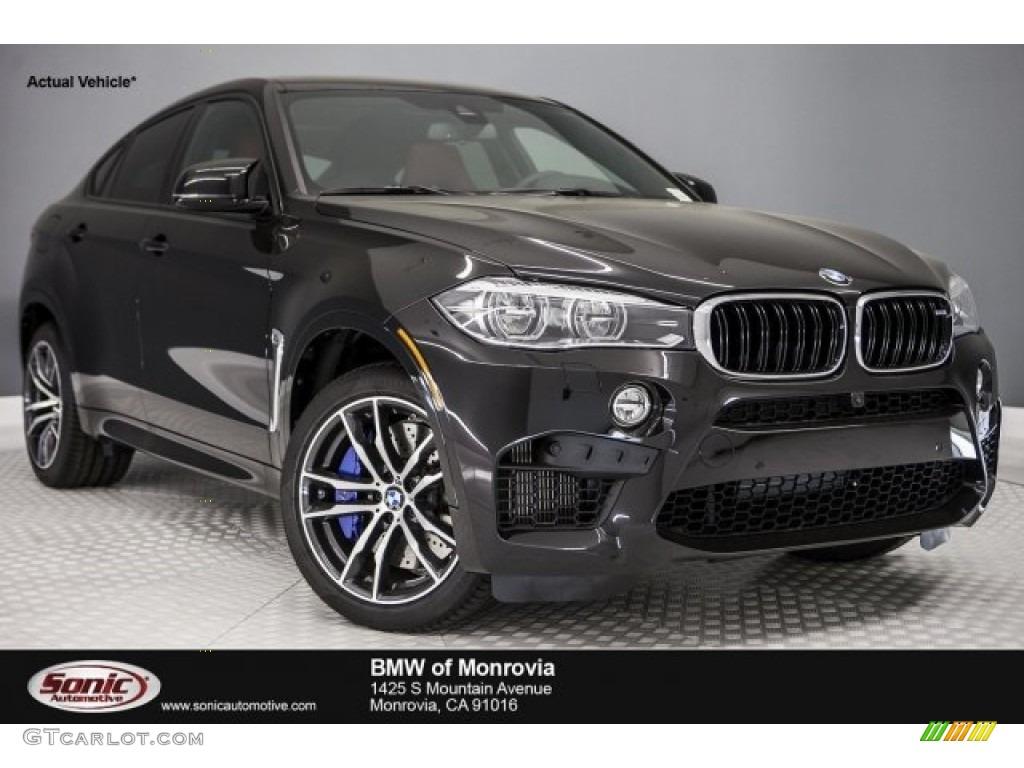 Black Sapphire Metallic BMW X6 M
