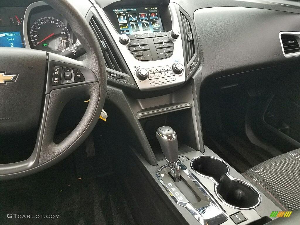 2017 Black Chevrolet Equinox Ls Awd 117412056 Photo 16