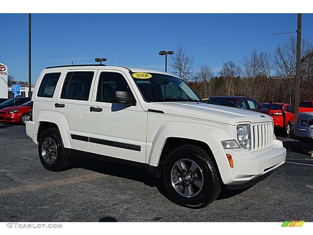 2008 stone white jeep liberty sport 117412191 photo 19 car color galleries. Black Bedroom Furniture Sets. Home Design Ideas