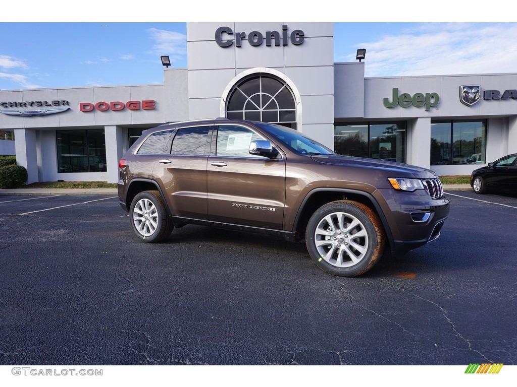 2017 walnut brown metallic jeep grand cherokee limited - 2017 jeep grand cherokee interior colors ...