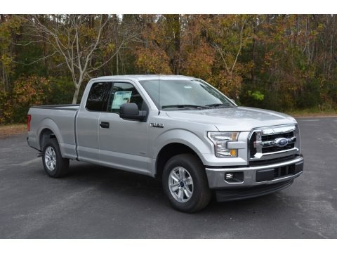 2017 Ford F150 XLT SuperCab Data, Info and Specs