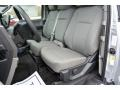 Earth Gray Front Seat Photo for 2017 Ford F150 #117440091