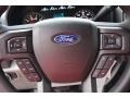 Earth Gray Steering Wheel Photo for 2017 Ford F150 #117440277