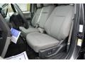 Earth Gray Front Seat Photo for 2017 Ford F150 #117441411
