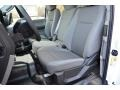 Earth Gray Front Seat Photo for 2017 Ford F150 #117441993